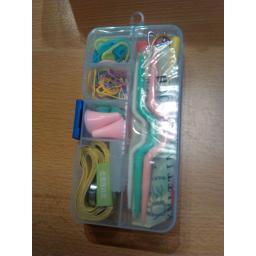 Knitting starter tool kit