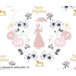 Disney's Mary Poppins craft cotton by Camelot