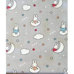 Miffy- Bedtime- craft cotton now in