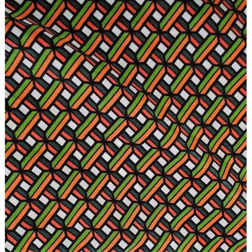 Peachskin- geometric