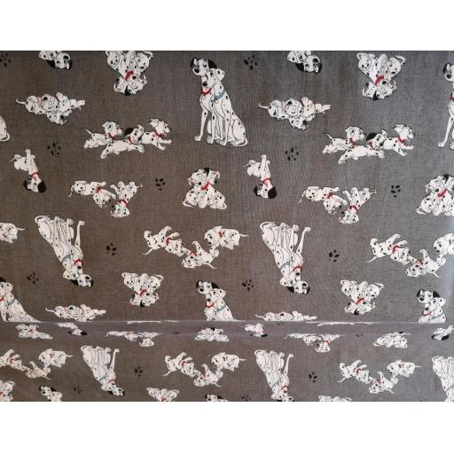Disney's 101 dalmatian- craft cotton