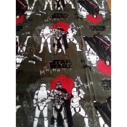 Star wars- storm troopers cotton fabric