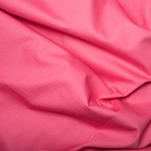 Blush pink cotton poplin