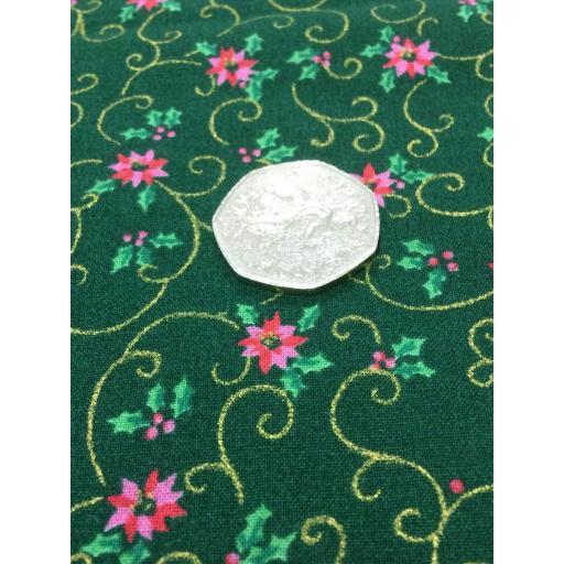 Craft fabric- christmas
