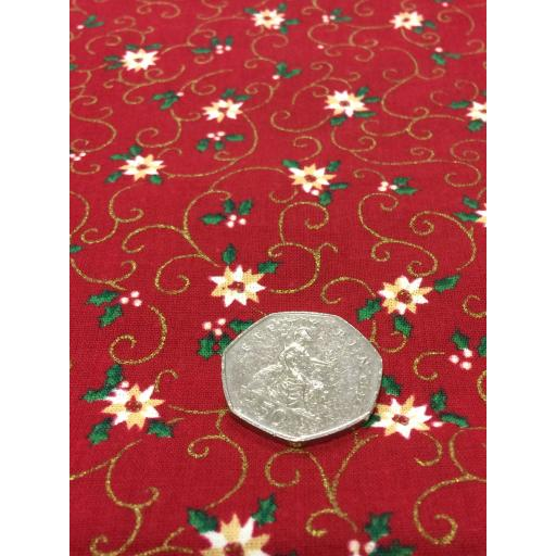 Craft fabric- christmas