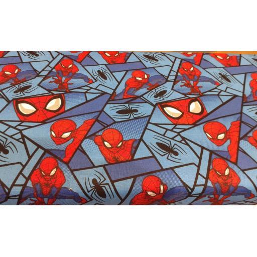 Superhero craft cotton-Spiderman by Marvel