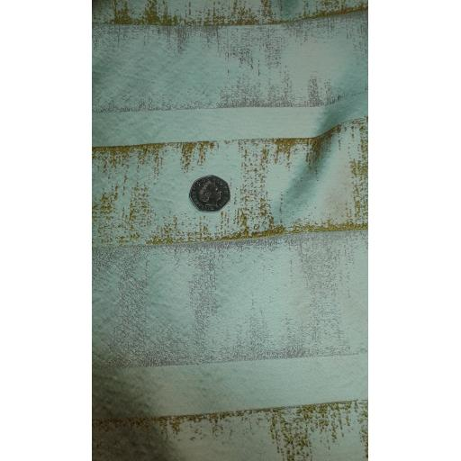 Curtain fabric greens 3