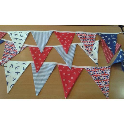 Basic Beginners workshop- Part 2 Bunting