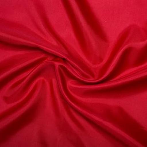 Polyester Tafetta lining