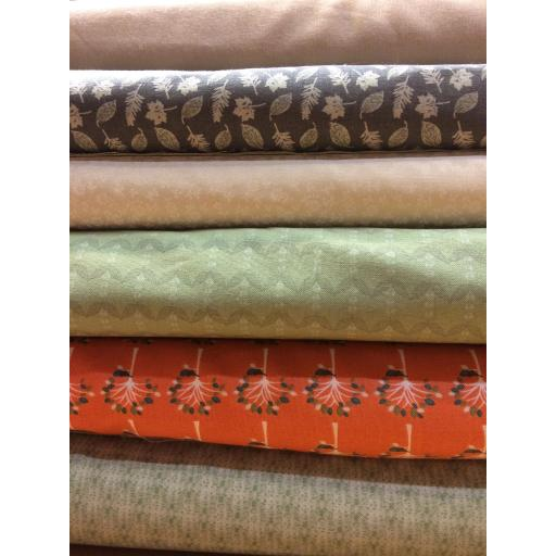 Craft fabric- Woodland