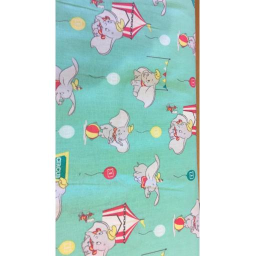 Disney's Dumbo- craft cotton by Camelot