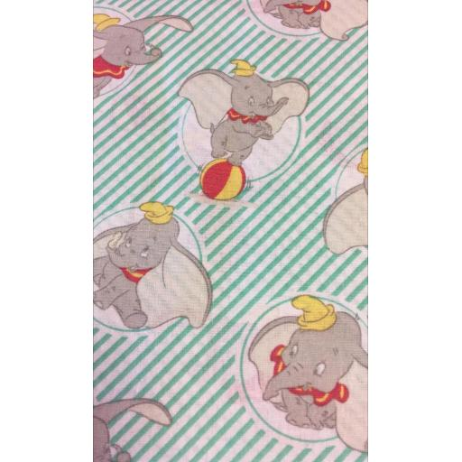 Disney's Dumbo- craft cotton by Camelot now in