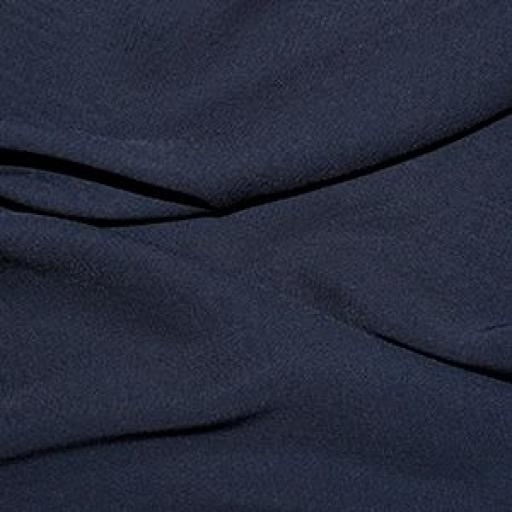 Triple Polyester crepe
