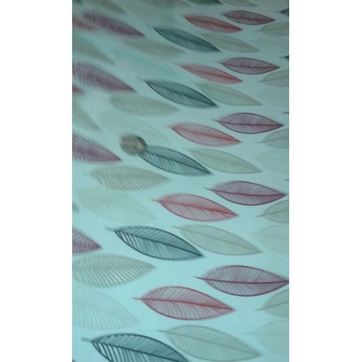 Curtain fabric reds 2