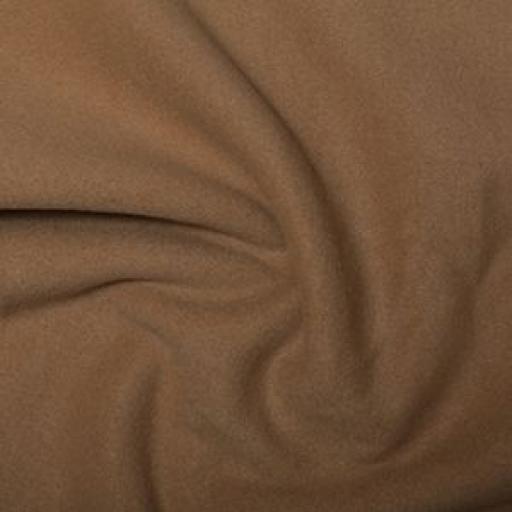Washable Melton- wool effect