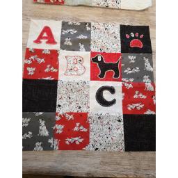 Quilted cushion 101 Dalmatian.jpg