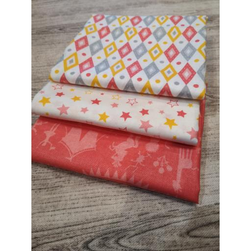Circus craft cotton