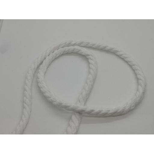 6mm washable piping cord