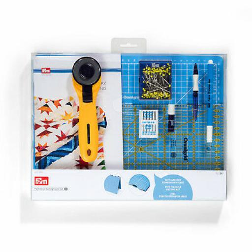 Prym quilting and patchwork starter set
