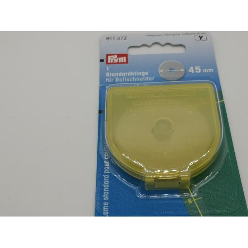 Blades for Rotary cutter by Prym 45mm