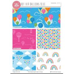 Hot air balloons fat quarter set.jpg