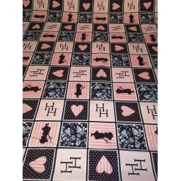 Holly Hobby patchwork print, pink and black.jpg