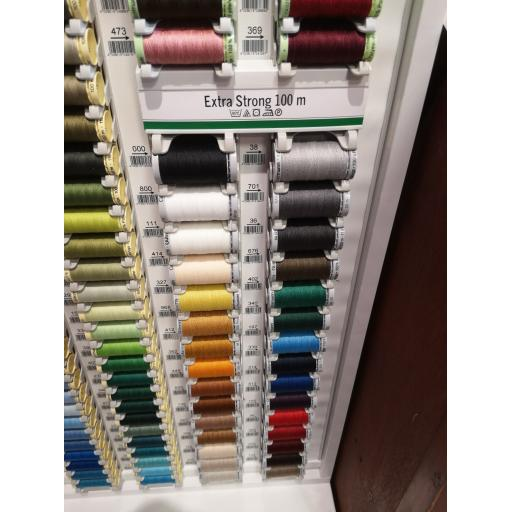 Threads by Gutermann Extra strong