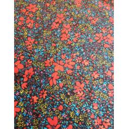Navy and scarlet floral Pima cotton lawn.jpg