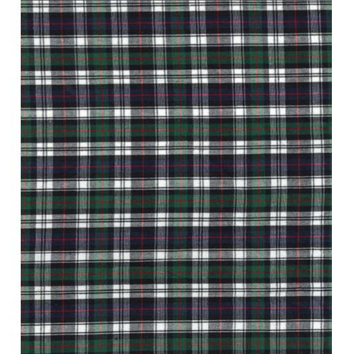 100% cotton check fabric