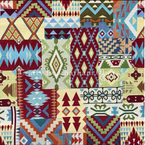 Apache - Tapestry fabric by Chatham Glyn
