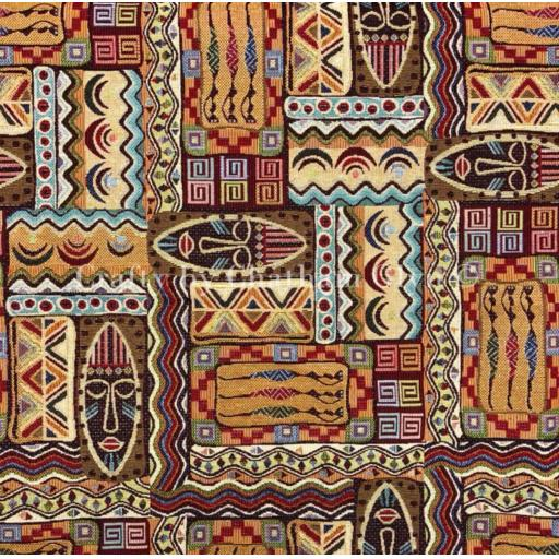 Kenya - Tapestry fabric by Chatham Glyn