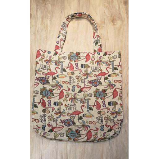 Tropical Summer Short handled  large shopper.jpg