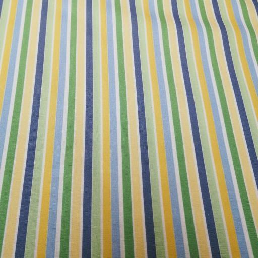 Baby boy themed organic cotton green, blue,,white yellow stripe.jpg